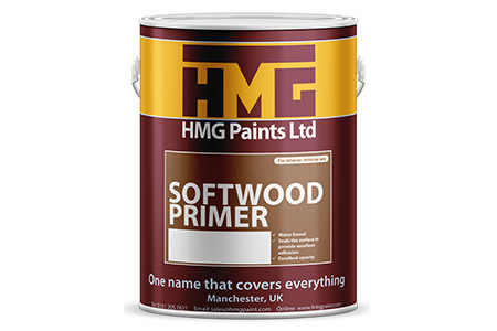 Softwood Primer from HMG Paints