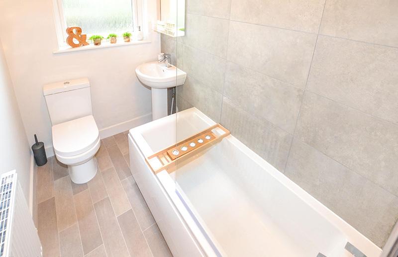 Bathroom Taylor Fay homes